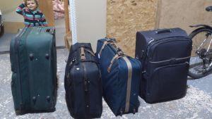 1st Trip Airline Luggage To Nairobi